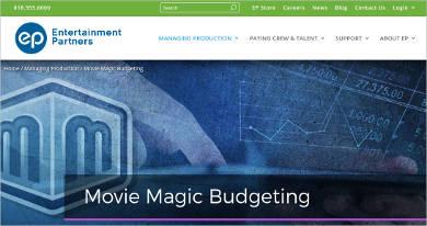 movie magic budgeting for mac