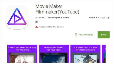 movie maker by alive