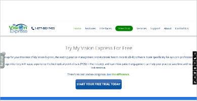 my vision express