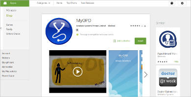 myopd for android