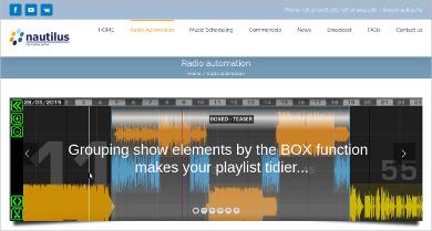 nautilus radio automation