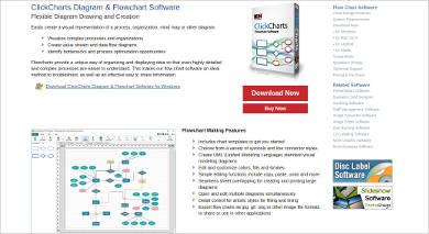 nch flowchart software most popular