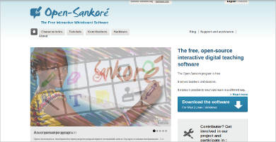 open sankore for linux2