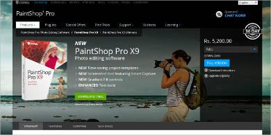 paintshop pro x91