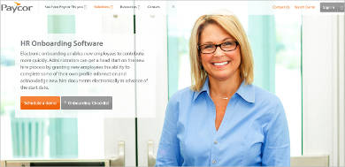 paycor hr onboarding software
