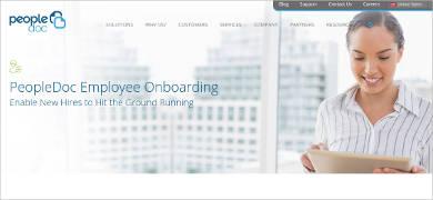 peopledoc employee onboarding