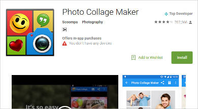photo collage maker for android
