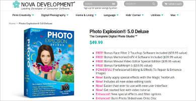 photo explosion 5