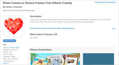 photo frames picture frames for apple