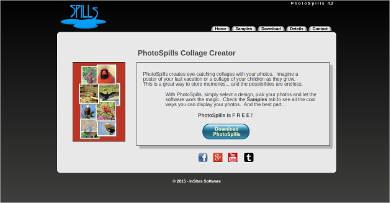 photospills collage creator