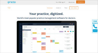 practoray most popular software