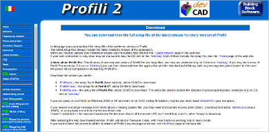 profili pro