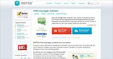 refog free keylogger