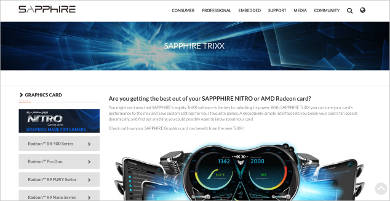 sapphire trixx