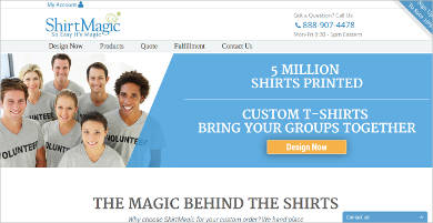 shirt magic most popular software