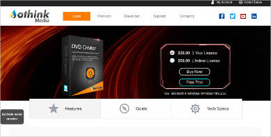 sothink dvd creator most popular software