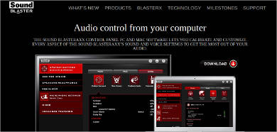 sound blasteraxx for mac