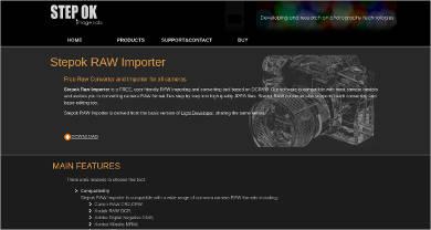 stepok raw importer