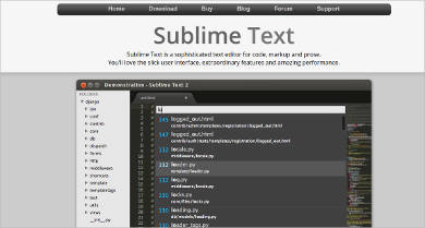 sublime text1