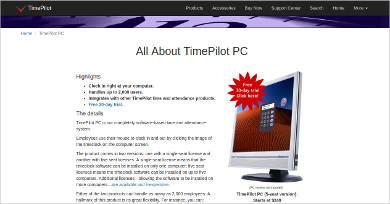 timepilot pc