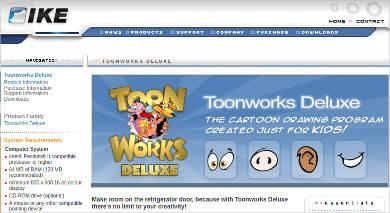 toonworks deluxe