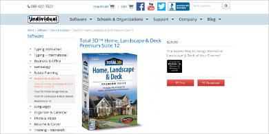 Total 3d E2 84 A2 Home Landscape Deck Premium Suite Total 3d Home