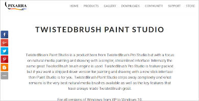 twistedbrush paint studio for windows