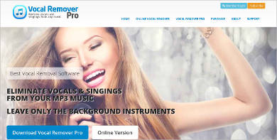 vocal remover pro most popular software