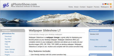 wallpaper slideshow lt