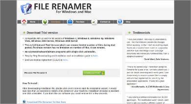 winsome file renamer 8 for windows