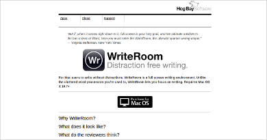 write room