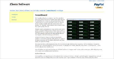 zhorn soundboard software