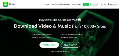iskysoft itube studio for mac1