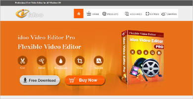 idoo video editor pro