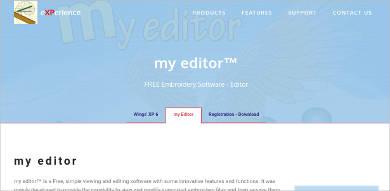 my editor%e2%84%a2