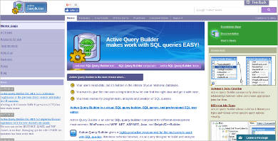 active query builder