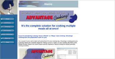 advantage cooking