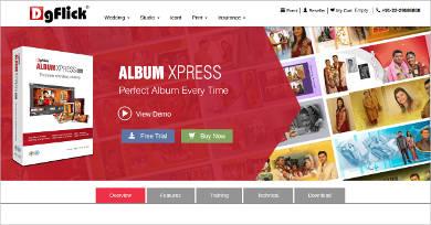 album xpress most popular software