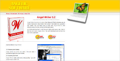 angel writer for mac