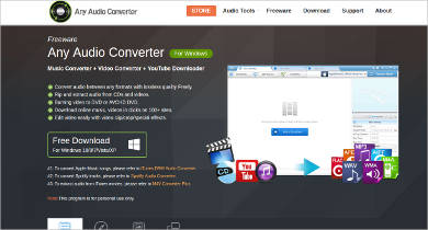 any audio converter for windows
