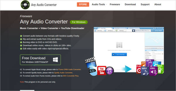 any audio converter for windows1