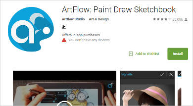 artflow for android1