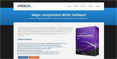articlevisa magic assignment writer
