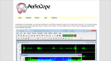 audiodope most popular software