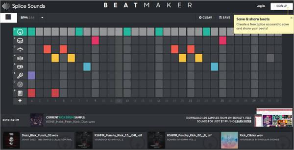 beat maker most popular software