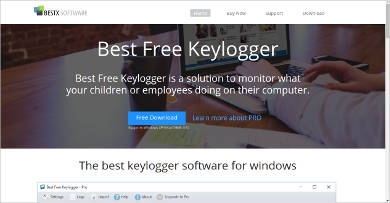 best free keylogger most popular software