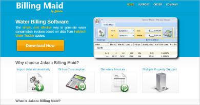 billing maid most popular software