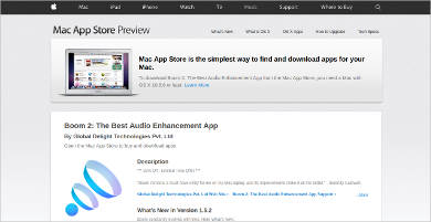 boom 2 for mac