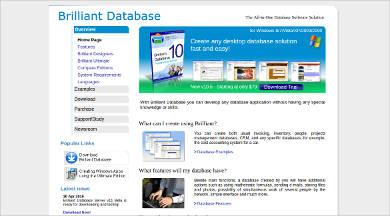 brilliant database