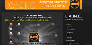 caine for mac